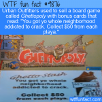 fun fact ghettopoly board game
