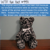 Fun Word Fact – Missing The Word For Bear