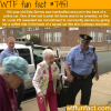 102 year old woman gets handcuffed and put in back