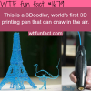 3doodler first 3d printing pen wtf fun facts