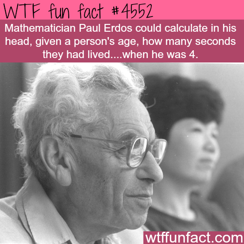 4 year old that is smarter than you -   WTF fun facts