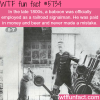 a monkey that worked as a railroad signalman wtf