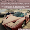 abandoned supercars in dubai wtf fun facts