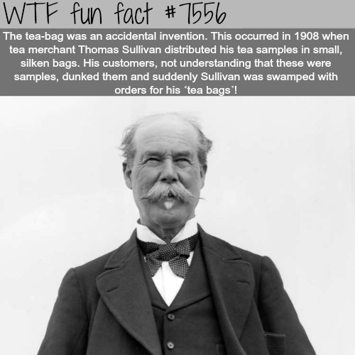 Accidental inventions - WTF fun facts
