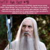 actor christopher lee wtf fun fact
