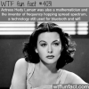 actress and inventor hedy lamarr wtf fun facts