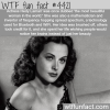actress hedy lamarr brains and beauty wtf fun
