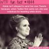 adeles drunk tweeting wtf fun facts