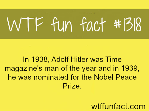 Adolf Hitler - TIME magazine person of the year