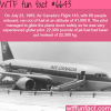 air canadas flight ran out of jet fuel during the