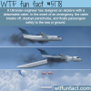 airplane with detachable cabin wtf fun facts
