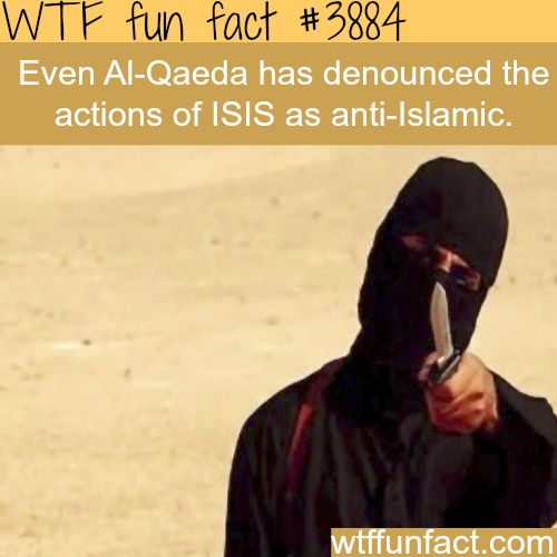Al-Qaeda and ISIS - WTF fun facts