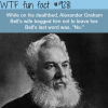 alexander graham bells last words wtf fun facts