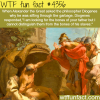 alexander the great meets diogenes wtf fun