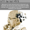 alzheimer wtf fun fact