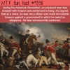 american revolution facts wtf fun facts
