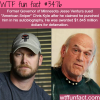 american sniper chris kyle and jesse ventura