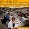 american work vs japanese work