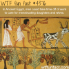 ancient egypt wtf fun facts
