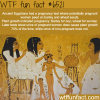 ancient egyptians pregnancy tests wtf fun facts