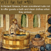 ancient greece wtf fun facts