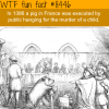 animal trial wtf fun facts