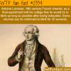 antoine lavoisier 18th century french chemist