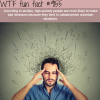 anxiety wtf fun facts