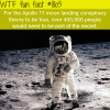 apollo 11 moon landing wtf fun facts