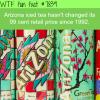 arizona iced tea wtf fun facts