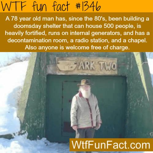 Ark Two shelter