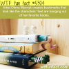 artist olena mysnyks bookmarks wtf fun facts