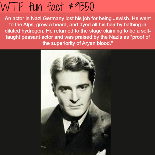 Aryan Blood - WTF fun facts