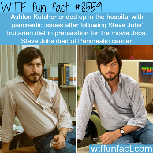 Ashton Kutcher - WTF fun facts