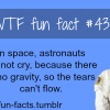 astronauts facts