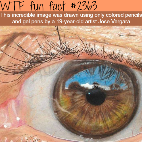 Awesome art by Jose Vergara -WTF funfacts