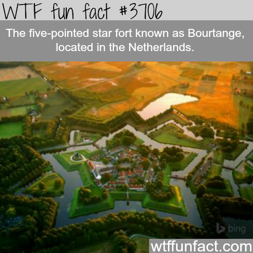 Awesome places in the Netherlands -  WTF fun facts