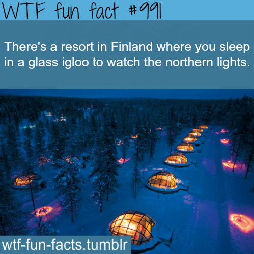 awesome places facts