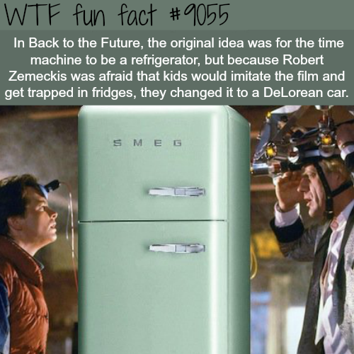 Back to the Future - WTF fun facts