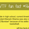 barack obama facts