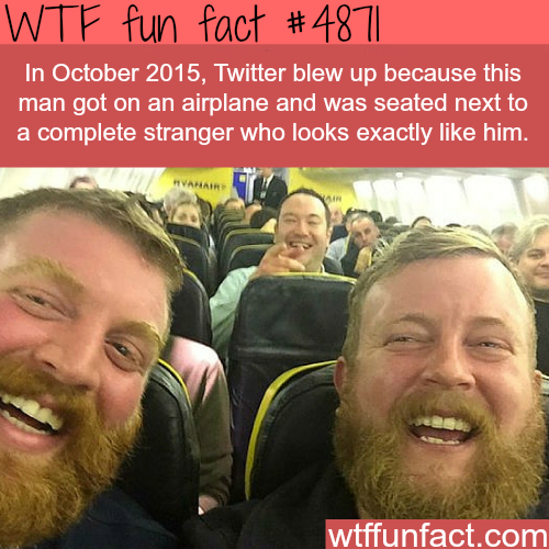 Bearded gingers that look exactly the same -