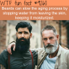 beards wtf fun fact