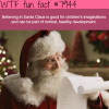 believing in santa claus wtf fun facts