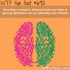 bilingual brains wtf fun fact