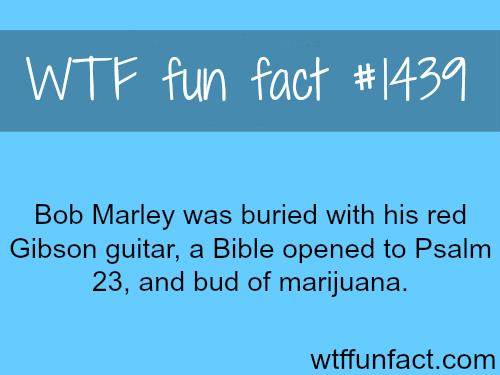 Bob Marley's Gibson guitar