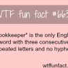 bookkeeper wtf fun facts