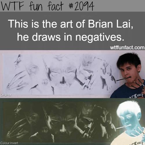 Brian Lai art