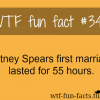 britney spear fact