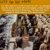 burial at sea wtf fun fact