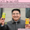 cans of fresh air are sold in china for 80 cent